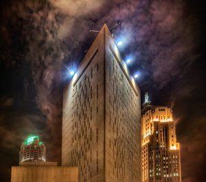 The Metropolitan Correctional Centerin downtown Chicago.